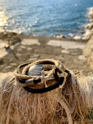 Bracelets with anchor